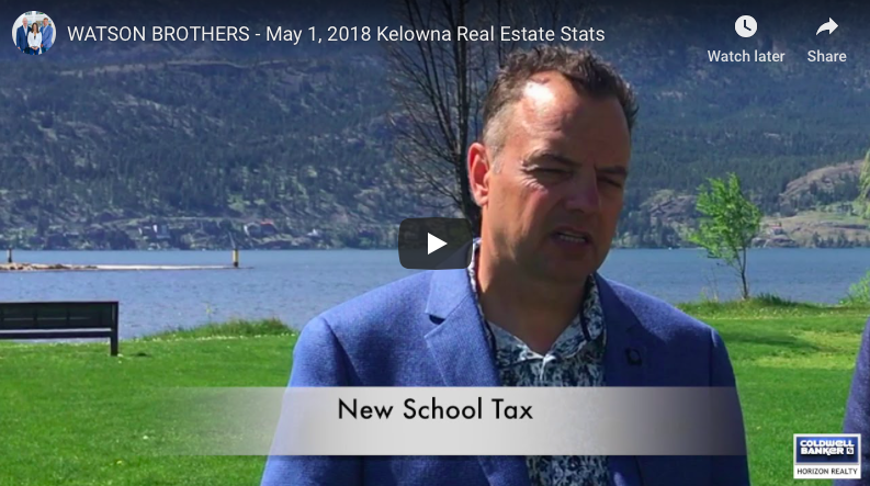 VLOG – May 1, 2018 – What is the School Tax?