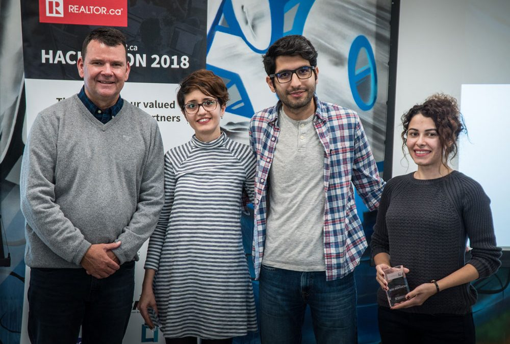 First-ever REALTOR.ca Hackathon yields innovative new solutions for Canadian homebuyers